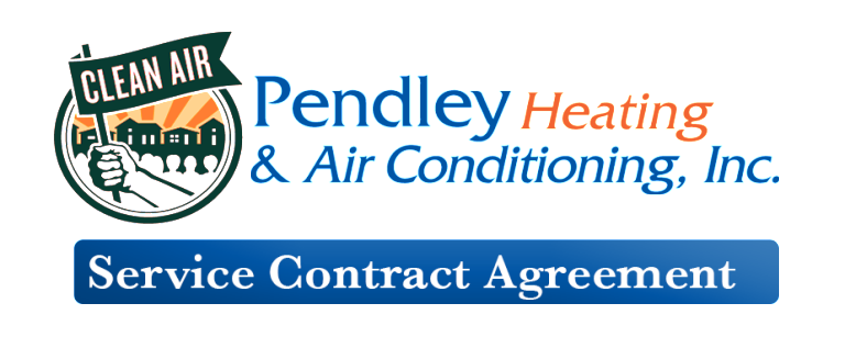 Pendley service contract agreement